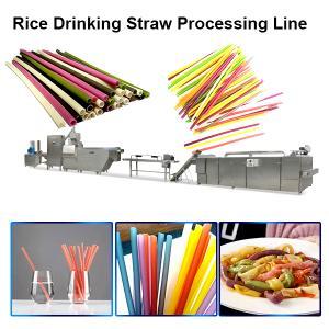 pasta drinking straws extruder Manufactures