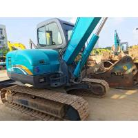 hot selling mini digger All Series 90%new used Sunward Excavator SWE70E china made for sale Manufactures