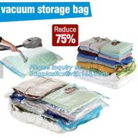 STORAGE, ORGANIZATION, VACUUM STORAGE BAGS, ROLL-UP BAGS, HANGING BAGS, COMPRESSED BAGS, VAC PACK, SACKS Manufactures