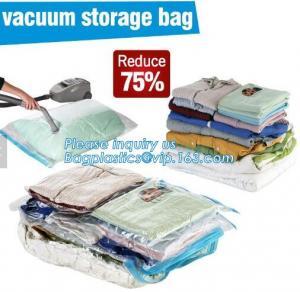 STORAGE, ORGANIZATION, VACUUM STORAGE BAGS, ROLL-UP BAGS, HANGING BAGS, COMPRESSED BAGS, VAC PACK, SACKS Manufactures