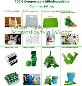 100% COMPOSTABLE BAG, 100% BIODEGRADABLE SACKS, D2W BAGS, EPI BAGS, DEGRADBALE BAGS, BIO BAGS, GREEN Manufactures