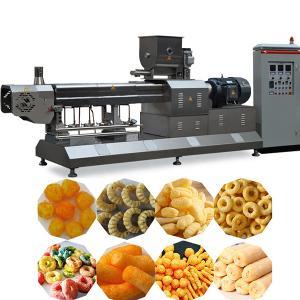 snack food extruder machine Manufactures