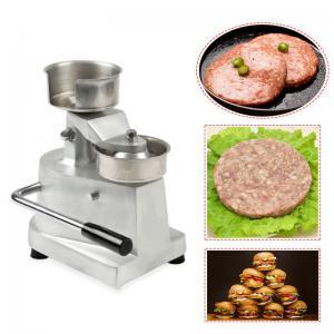 burger forming machine Manufactures