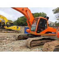 used hitachi ex200 with cheap price second hand excavator for sale Manufactures