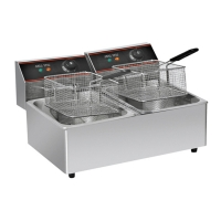 small deep fryer Manufactures