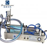 Filling machine horizontal shampoo bottle stainless steel construction packaging food packaging Manufactures