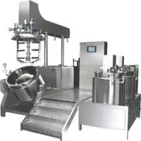 High Quality Wholesale Custom Cheap forever young face cream 5-2000L Vacuum emulsifying mixer Manufactures