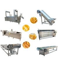 french fries making machine Manufactures