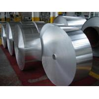 8006 Hot Rolling Cast Hydrophilic Aluminium Foil Roll Stock for Soft Freezers Hi-Tensile Strength Manufactures
