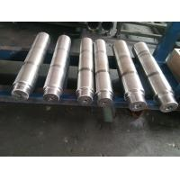 Non - Quenched And Tempered Steel Hydraulic Cylinder Rod Chrome Plated Manufactures