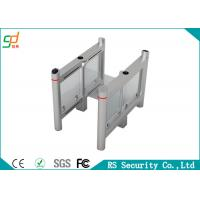 Automated Fastlane Turnstiles , Turnstyle Gate 30-40 Persons Per Minute Manufactures