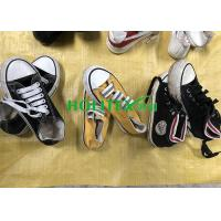 Brightly Color Used Women'S Shoes Fashionable Second Hand Casual Canvas Shoes Manufactures