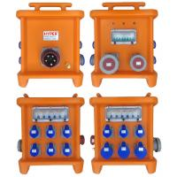 Buy cheap MK2 Multi Ways Powerhouse Portable Distribution Boxes With Disconnect And from wholesalers