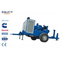 Highly Performance Underground Cable Layinging Machine Hydraulic Puller Manufactures