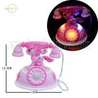 China Lovely Cartoon Flashing Light Up Toys Plastic  Glow In The Dark Toys on sale