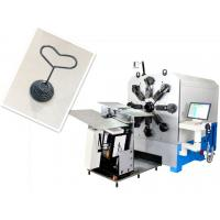 High Precision Tension Spring Machine , Automatic Spring Making Machine Manufactures