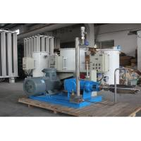 Blue Color LC2H4 NH3 Industrial Gas Equipment Liquid Nitrogen Pump 5-1200 L/h 0.02-1.6MPa