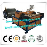 Buy cheap HVAC Duct Pipe Making Machine Heating And Ventilation Wind Tower Production Line from wholesalers