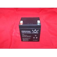 ABS Container Lead Acid Battery 12V Series For For UPS Backup Power System Manufactures