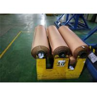 Electrolytic copper foil of 100 µ with Width of the foil 300 mm for  using in conductive foil solutions Manufactures