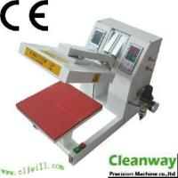 "Pneumatic Heat Press Machine for Label 8"" * 8"" (CY-200F) Manufactures"