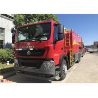 Two Seats Water Pump Fire Truck Manufactures