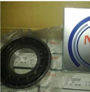 NACHI Bearing Support 7208 Angular Contact Ball Bearing Japanese Bearing 7208 High Precision Manufactures