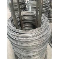 China High Strength Cold Drawn Steel Wire , AISI 420F Stainless Steel Coil Wire on sale