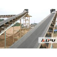 China Horizontal / Inclined Belt Mining Conveyor Systems For Metallurgy Coal on sale