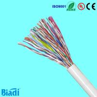 Quality 50-core white color outdoor Telephone Cable for sale