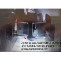 Price reward for damage our robust security access control swing barrier gate SUS304 Manufactures