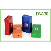 30 Watts Red E Cig Battery Dna 30 Clone Hana Mod With 2400 mAh Li-po Battery Manufactures