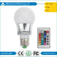 High power RGB led bulb 3w led bulbs light rgb 16 Color made in China Manufactures