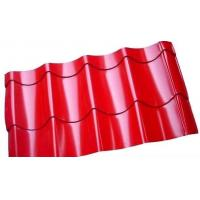 JIS Standard PPGL Colour Coated Steel Roofing Sheets For Sandwich Steel Panels Manufactures