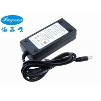 Black Portable Switching Power Adapter 12V 5A For Laptop / Notebook Manufactures