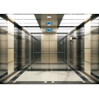 High Speed Elevator New material intergration , Passenger elevator Manufactures