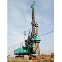 Buy cheap TYSIM KR80K Hydraulic Rotary Piling Rig Machine , Max Torque 80kNm from wholesalers