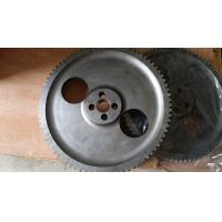 Construction Machinery Camshaft Drive Gear with Stainless Steel Metal Material Manufactures