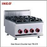 China Counter Top Gas Stove on sale