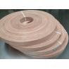 Fleeced Sanded Red Oak Wood Veneer Edgebanding Red Oak Veneer Edging for Furniture Door and Panel Industry Manufactures