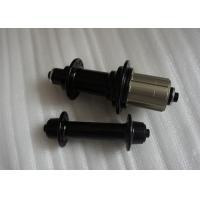 Quality 9*108MM V Brake Alloy Powerway R36 Carbon Hubs20 / 24H For Road Bicycle for sale