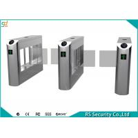 CE Swing Gate Turnstile Security Systems RFID Romote Control Access Barrier Manufactures