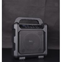 Hand - Held Bluetooth Function Portable PA Speaker With High Capacity Battery Manufactures