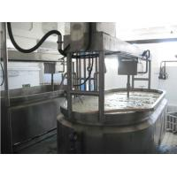 Automatic CIP Clean Dairy Processing Plant 200kg/H Cheese Processing Line Manufactures