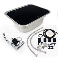 Buy cheap Practical RV Kitchen Sink Single Bowl RV Stainless Steel Sink With Lid from wholesalers