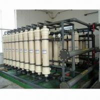 Buy cheap 30T/Hour Ultra-filtration Equipment/Industrial Waste Water Reuse System, from wholesalers