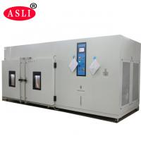 High Low Temperature Walk In Stability Chamber Humidity Test Room CE Standard Manufactures