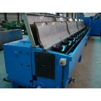 China Supply  Large Copper Wire Drawing Machine With Online Annealer