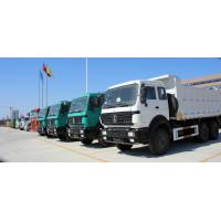 30ton tipper truck Beiben 2634K Benz technology 10 wheel dump truck Manufactures