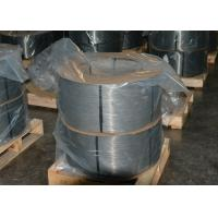 Thick Zinc Coating Galvanized Steel Wire Hot Dipped and Cold Drawn Manufactures
